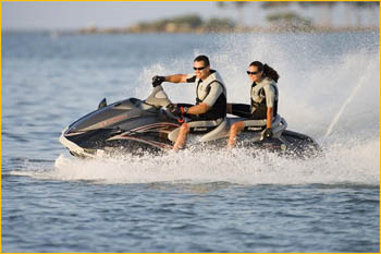 Jet Ski and Waverunner rentals Siesta Key